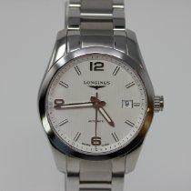 Longines Conquest Classic Stahl 40mm Silber Arabisch Deutschland, Hamburg