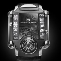 Christophe Claret 56.8mm Handopwind MTR.FLY11.100-108 nieuw