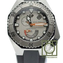 Girard Perregaux Stål 44mm Automatisk 49960-11-131-FK6A ny