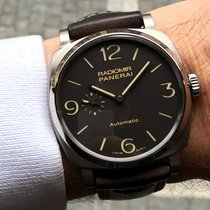 Panerai Radiomir 1940 3 Days Automatic Titanium 45mm Brown Arabic numerals