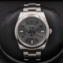 Rolex Oyster Perpetual 39 Aço 39mm