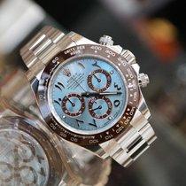 Rolex Platinum 40mm Automatic 116506 new UAE, Gold and Diamond Park Bulding #5 Dubai