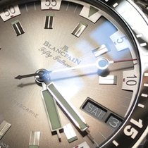 Blancpain Fifty Fathoms Bathyscaphe Otel 43mm Gri