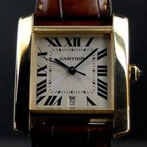 Cartier Tank Française 1840 1990 pre-owned