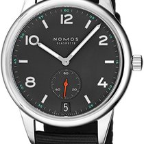 NOMOS Steel Automatic NOMOS776 new United States of America, New York, Brooklyn
