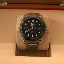Omega Steel 41mm Automatic 212.30.41.20.03.001 new