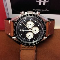 Omega 311.32.42.30.01.001 Zeljezo 2017 Speedmaster Professional Moonwatch 42mm rabljen