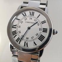 Cartier Ronde Solo de Cartier Steel 36mm Silver United Kingdom, Sheffield