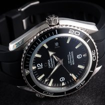 Omega Steel 45mm Automatic Seamaster Planet Ocean pre-owned