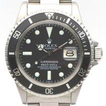 롤렉스 1680 스틸 1978 서브마리너 데이트 40mm 중고시계