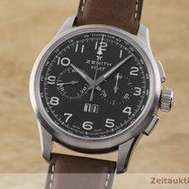 Zenith El Primero Big Date Special Stahl 42mm Schwarz Deutschland, Chemnitz