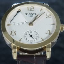 Tissot Or rose 42mm Remontage manuel T71.8.461.34 occasion