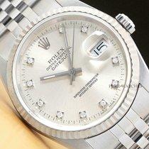 Rolex Stahl 36mm Automatik 16234 gebraucht