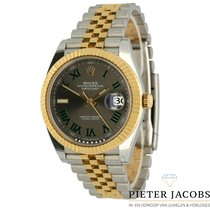 Rolex Datejust II 126333 2016 tweedehands