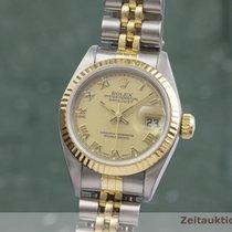 Rolex Lady-Datejust Or/Acier 26mm Or