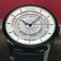 Gevril Steel 45mm Automatic pre-owned