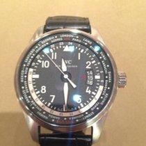 IWC Fliegeruhr Worldtimer IW326201 D-Papiere