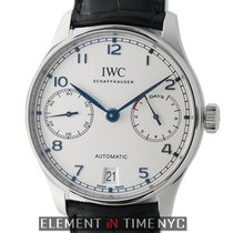 IWC IW5007-05 Steel Portuguese Automatic 42mm new United States of America, New York, New York
