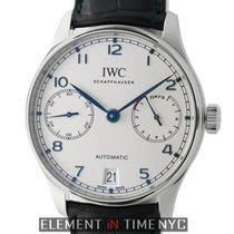 IWC Portuguese Automatic IW5007-05 new