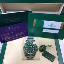 Rolex Steel 40mm Automatic 116610LV new