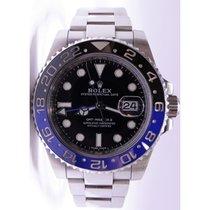 Rolex GMT Master II 116710 BLNR Ceramic Black & Blue Bezel...