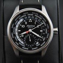 Alpina Startimer Worldtimer Manufacture