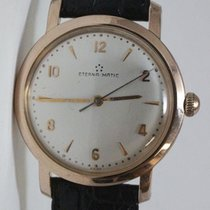Eterna Rose gold Automatic pre-owned Matic