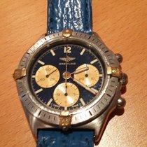 Breitling Callisto Staal 36mm Blauw Geen cijfers Nederland, Liessel