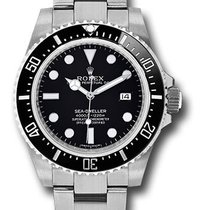 Rolex 116600 Oyster Perpetual Sea-Dweller  Stainless Steel Watch