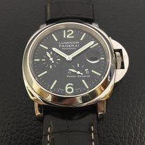 Panerai Luminor Power Reserve stainless Steel