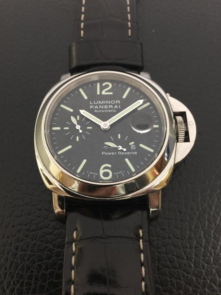 c626d3ef83b Relógios Panerai Luminor usados