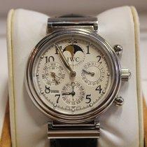IWC Cronografo 41mm Automatico usato Da Vinci Perpetual Calendar