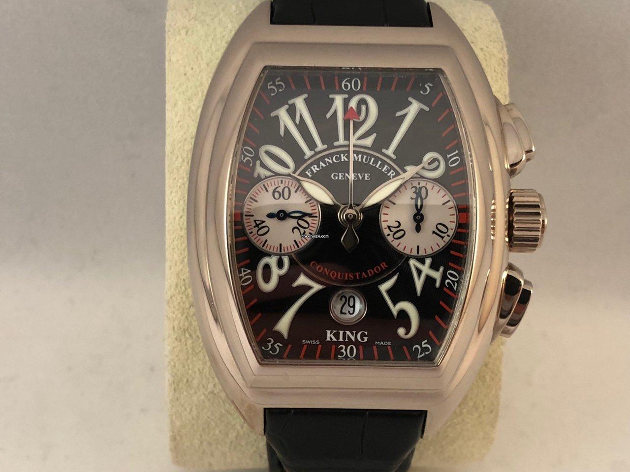 55e034251b1 Comprar relógio Franck Muller Conquistador