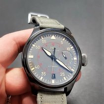 IWC Big Pilot Top Gun Miramar occasion 48mm Date Textile