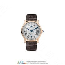 Cartier Roségull 40.5mm Automatisk W1556217 ny
