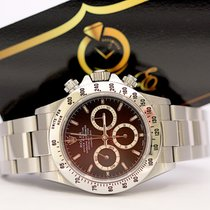 Rolex Daytona Steel 40mm No numerals