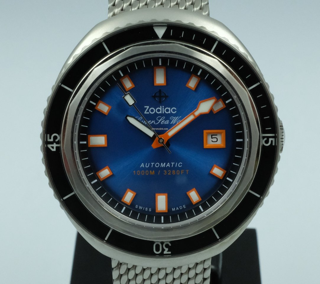 20eab3a6156 Ceny hodinek Zodiac
