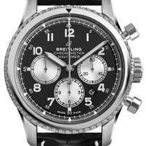 Breitling Navitimer 8 Steel 43mm Black Arabic numerals United States of America, California, Moorpark