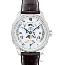 Longines Master Collection Steel 44.00mm Silver