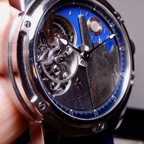 Louis Moinet Titanium 43.5mm Automatic LM 31 20 new
