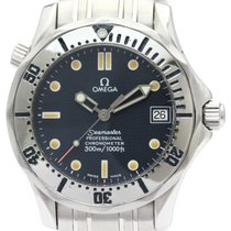 Omega 2552.80 Staal Seamaster 36mm tweedehands