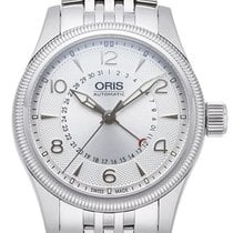 Oris Big Crown Pointer Date 01 754 7679 4061-07 8 20 30 Neuve Acier 40mm Remontage automatique