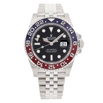 Rolex GMT-Master II 126710BLRO pre-owned