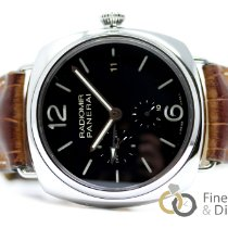 Panerai PAM 00323 Steel 2013 Radiomir 10 Days GMT 47mm pre-owned