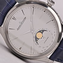 Jaeger-LeCoultre Q1258420 Steel 2019 Master Ultra Thin Moon 34mm new