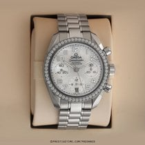 Omega Speedmaster Ladies Chronograph Otel 38mm Sidef