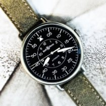 Bell & Ross Vintage BRWW192-MIL/SCA 2011 pre-owned