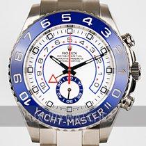 Rolex Yacht-Master II Zeljezo 44mm Bjel