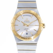 Omega Constellation Day-Date 123.20.38.22.02.002 pre-owned