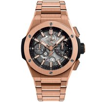 Hublot Big Bang King new 2020 Automatic Chronograph Watch with original box and original papers 451.OX.1180.OX
